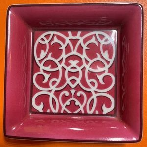 Hermes Accents - Hermes Porcelain Ashtrays (set of two)